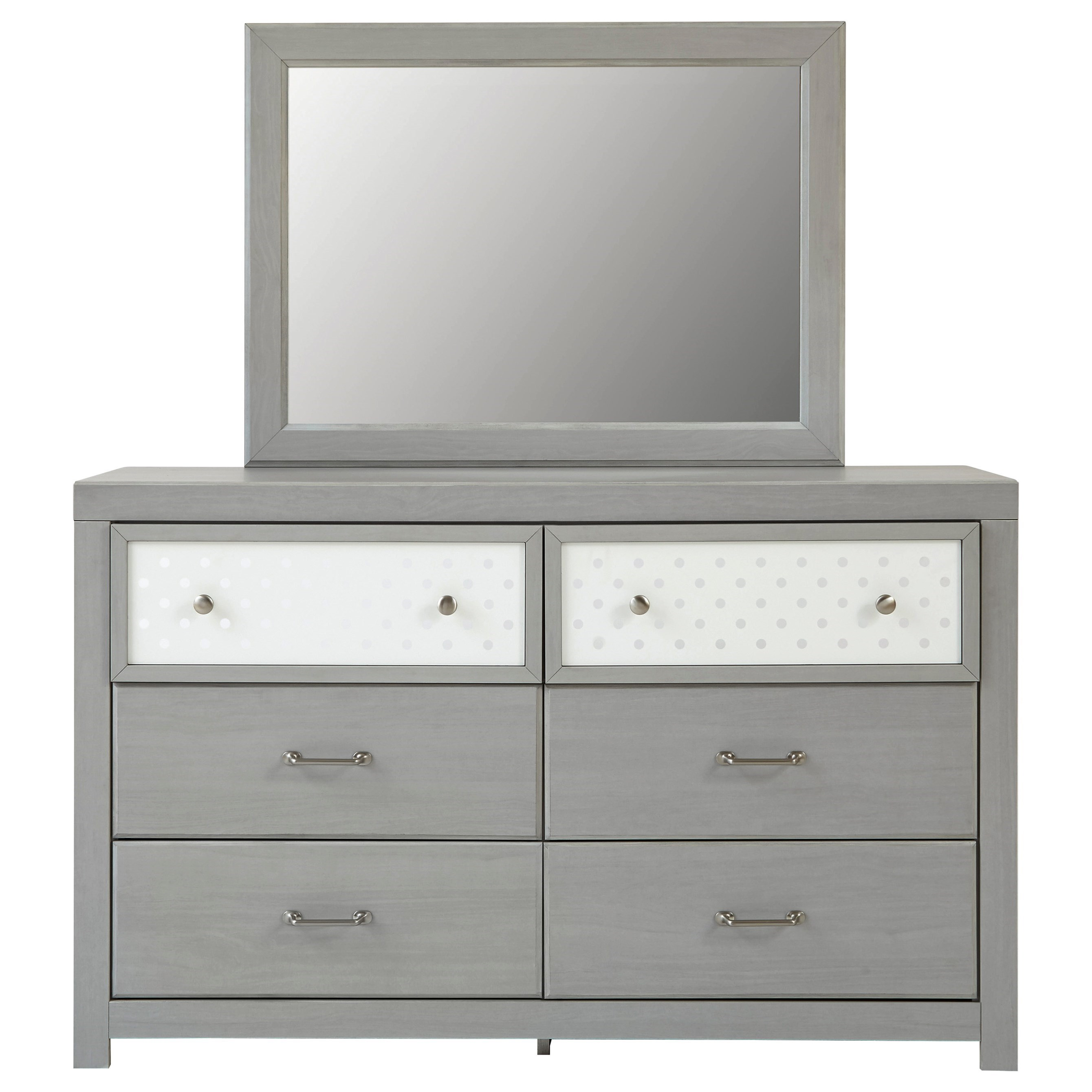 Dresser & Bedroom Mirror
