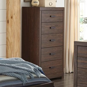 Benchcraft Arkaline Five Drawer Chest