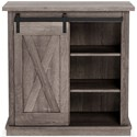 Signature Design by Ashley Arlenbury Accent Cabinet - Item Number: A4000357