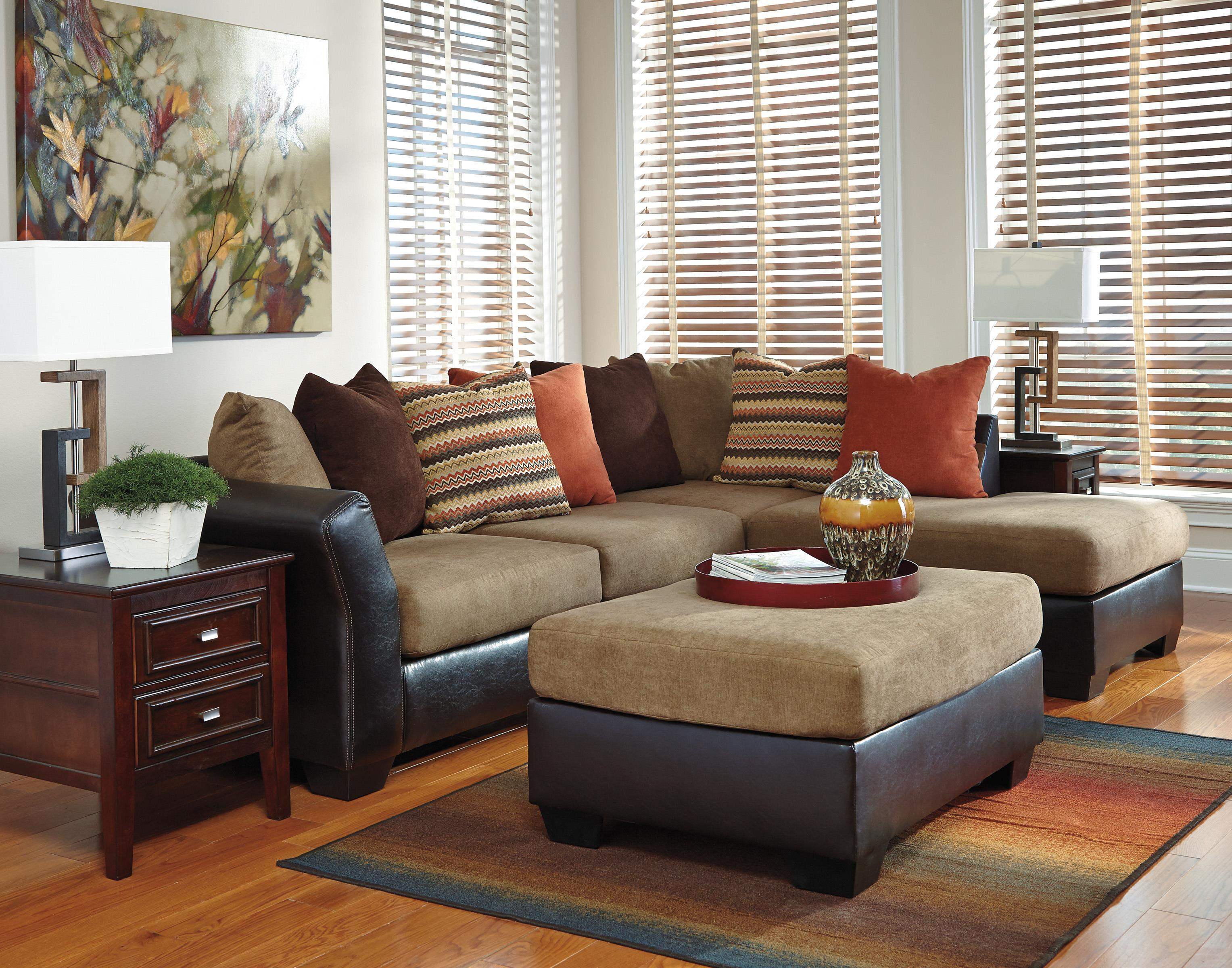Signature Design by Ashley Armant Stationary Living Room Group - Item Number: 20202 Living Room Group 1