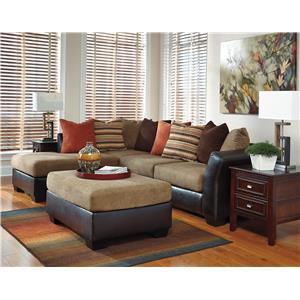 Signature Design by Ashley Armant Stationary Living Room Group