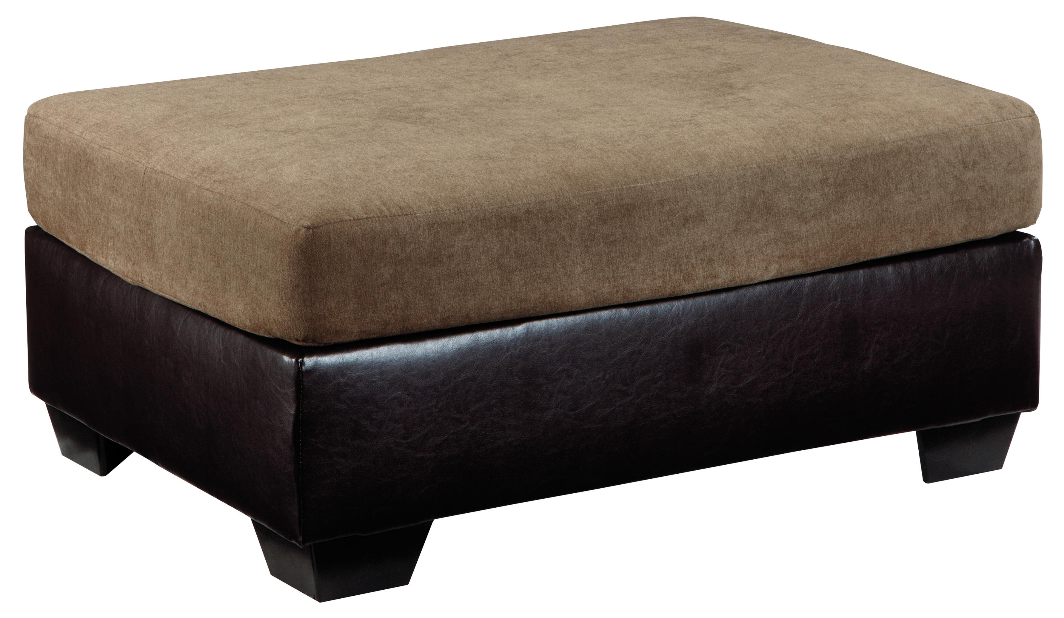 Signature Design by Ashley Armant Oversized Accent Ottoman - Item Number: 2020208