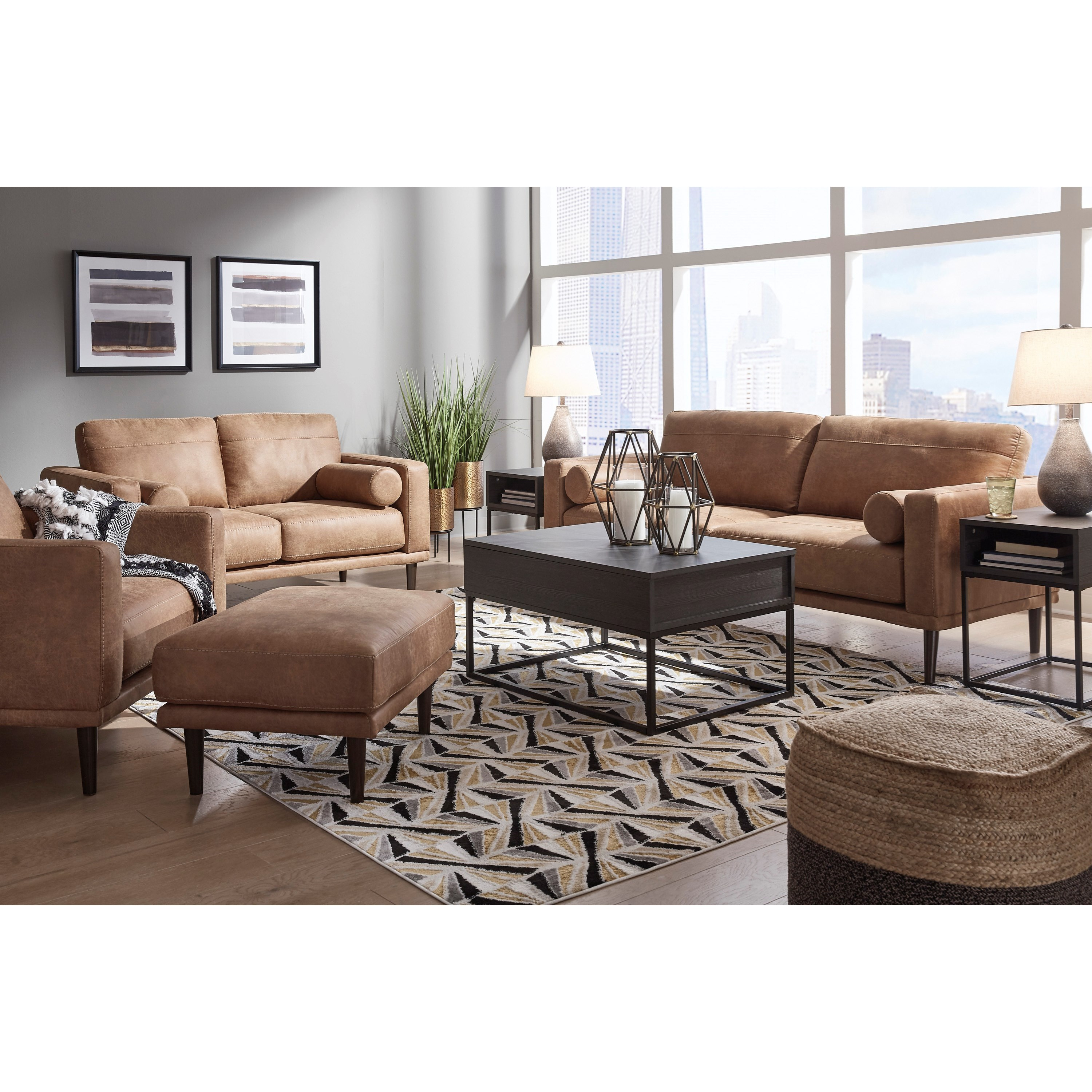 Arroyo Living Room Group by Signature Design by Ashley at Standard Furniture
