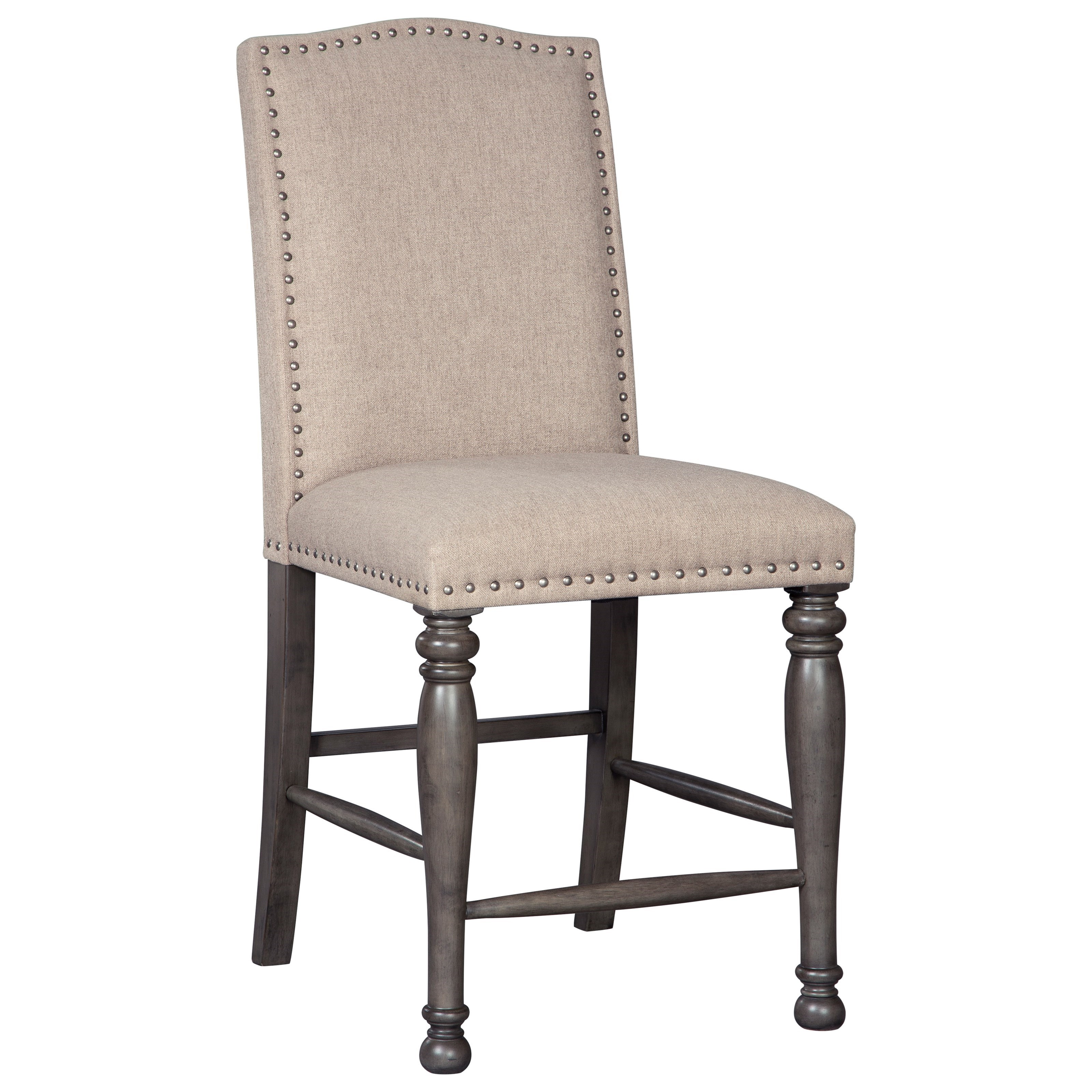 Sam S Club Counter Stools: Signature Design By Ashley Audberry D637-124 Transitional