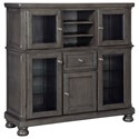 Signature Design by Ashley Audberry Dining Room Server - Item Number: D637-76
