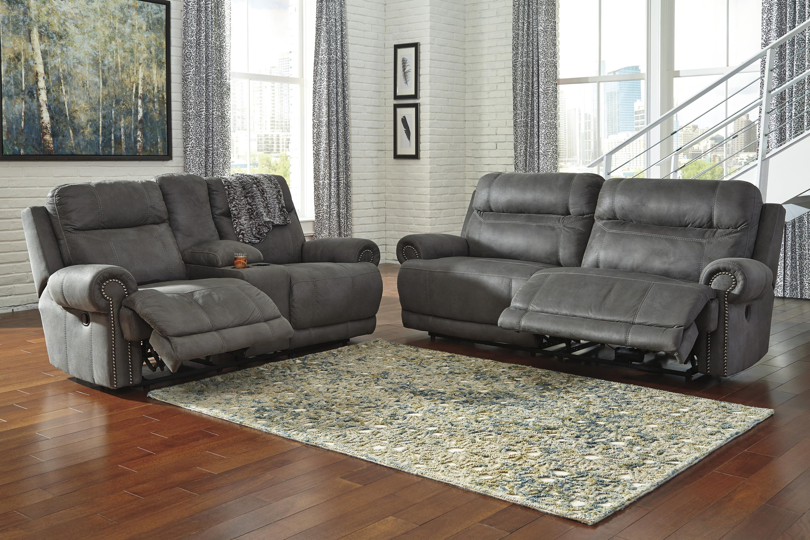 Power Recliner Sofa, Loveseat and Recliner S