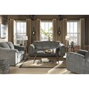 Ashley (Signature Design) Azaline Stationary Living Room Group - Item Number: 93202 Living Room Group 2