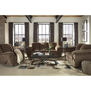 Signature Design by Ashley Azaline Stationary Living Room Group