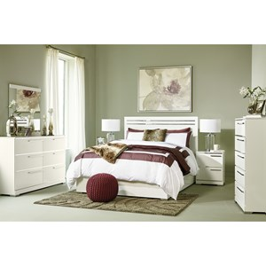 Signature Design by Ashley Brillaney King Bedroom Group