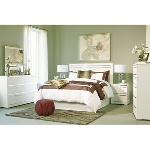 Signature Design by Ashley Brillaney Queen Bedroom Group