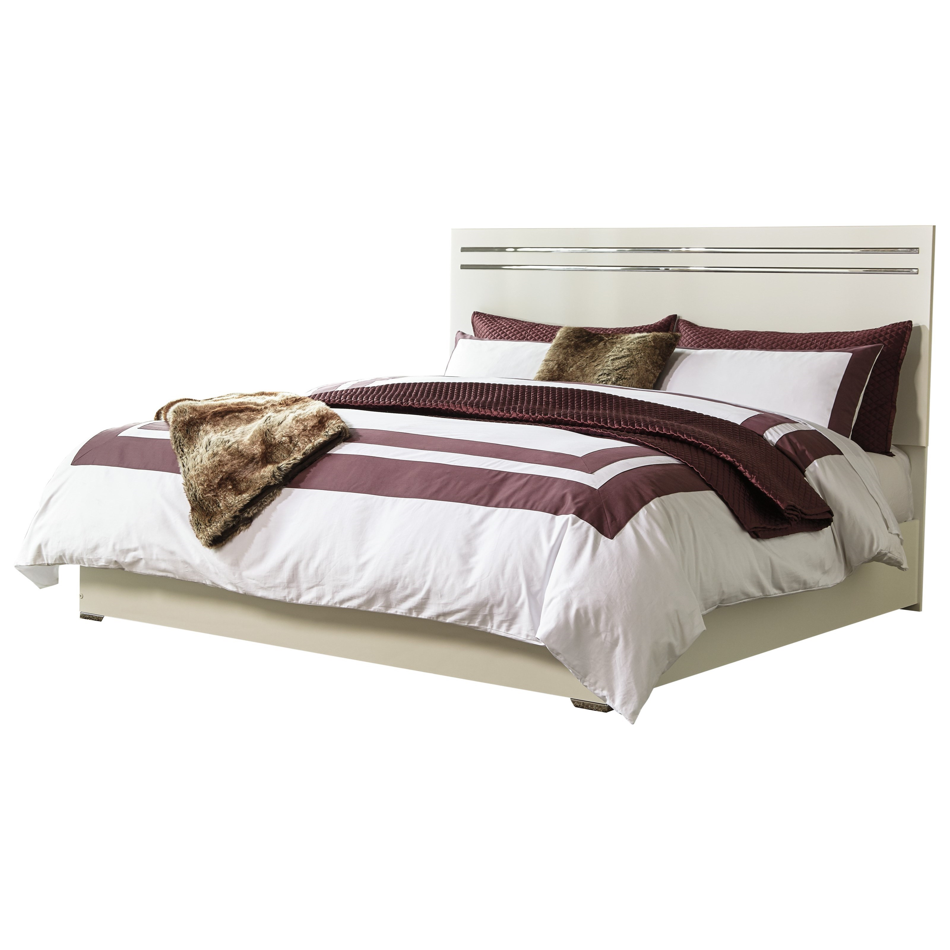 Signature Design by Ashley Brillaney King Bed - Item Number: B209-58-56