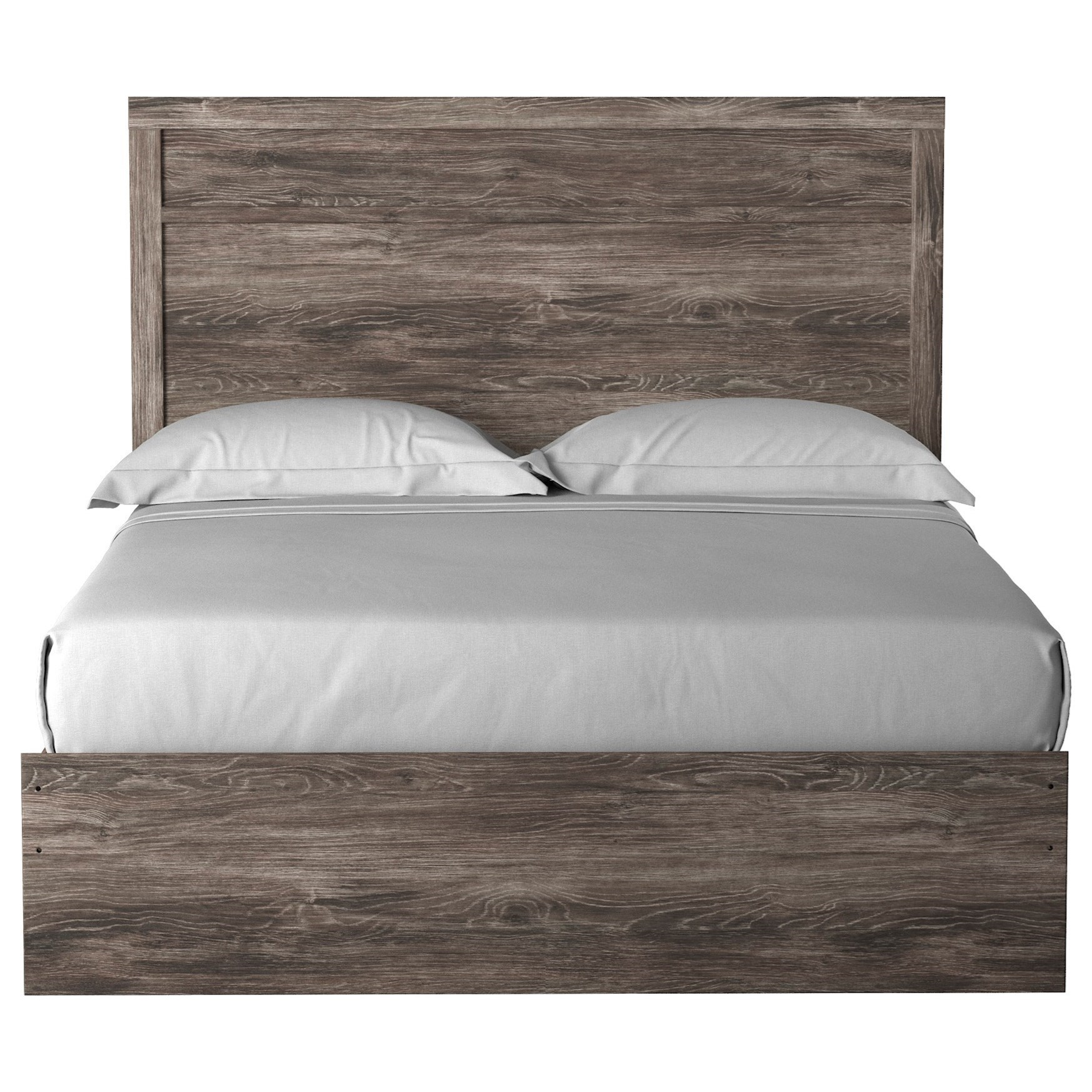 Ralinski Queen Panel Bed by Signature Design by Ashley at Zak's Warehouse Clearance Center