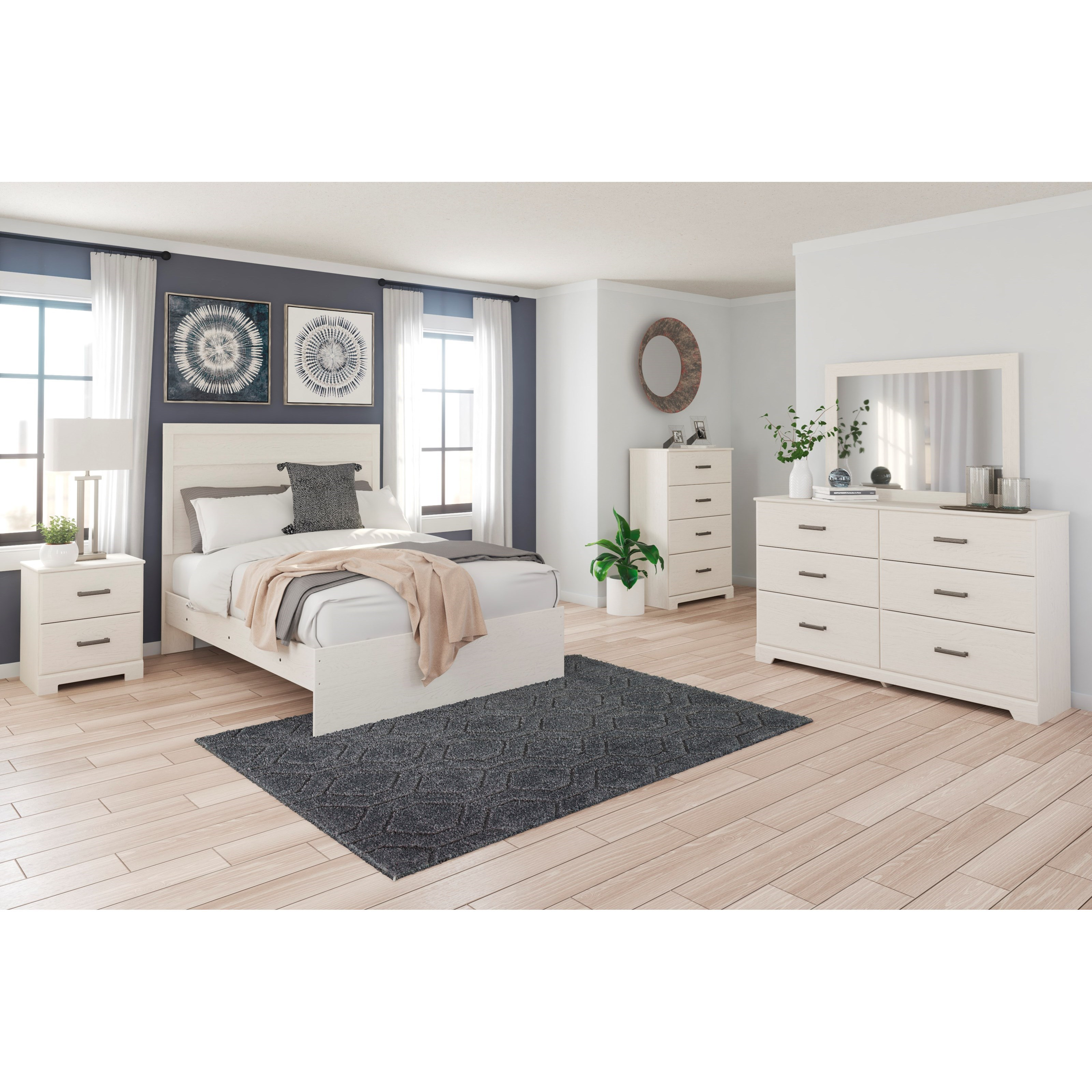 Stelsie Full Bedroom Group by Signature Design by Ashley at Sparks HomeStore