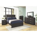 Signature Design by Ashley Belachime Full Bedroom Group - Item Number: B2589 F Bedroom Group 2