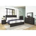Signature Design by Ashley Belachime King Bedroom Group - Item Number: B2589 K Bedroom Group 2