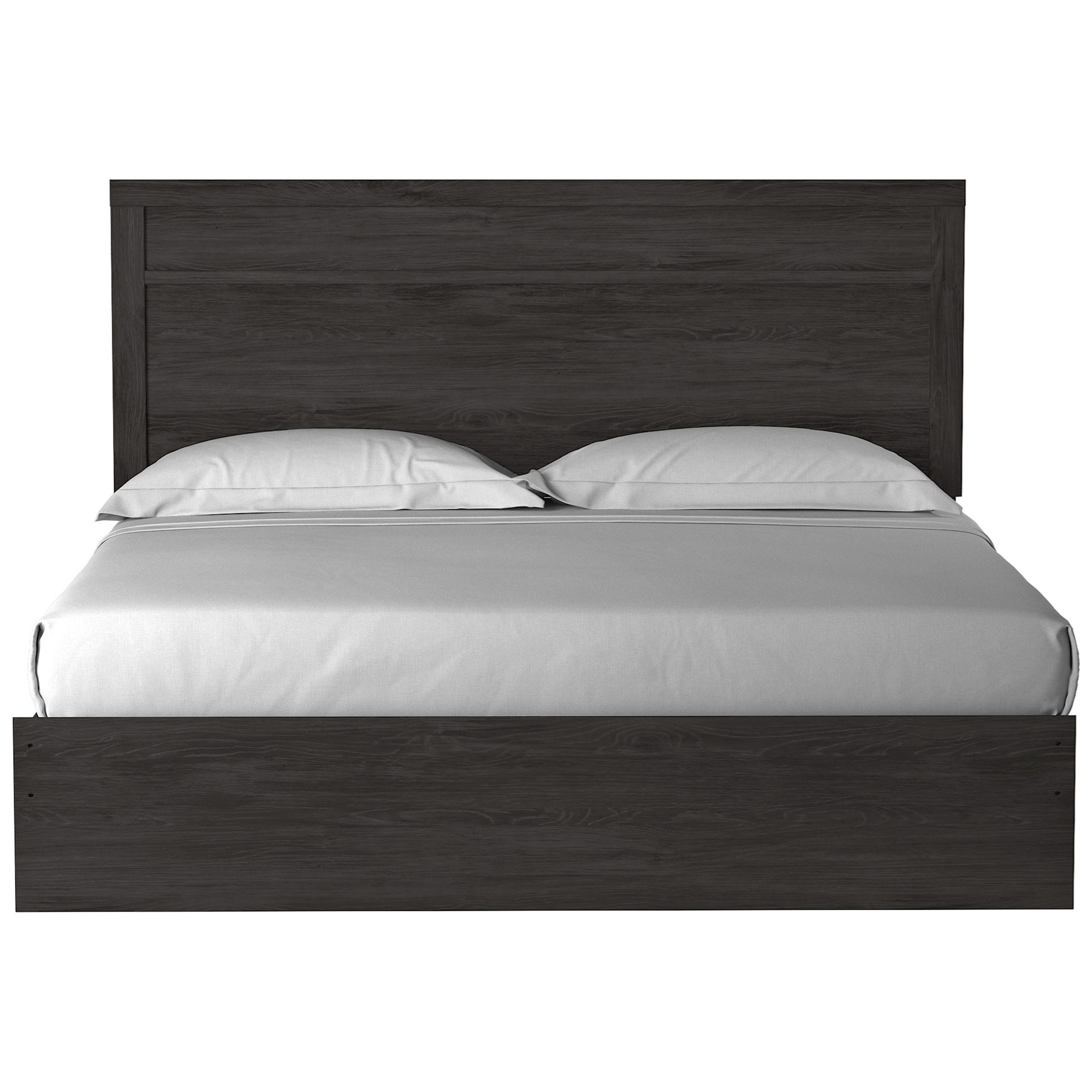 Belachime King Panel Bed by Signature Design by Ashley at Household Furniture