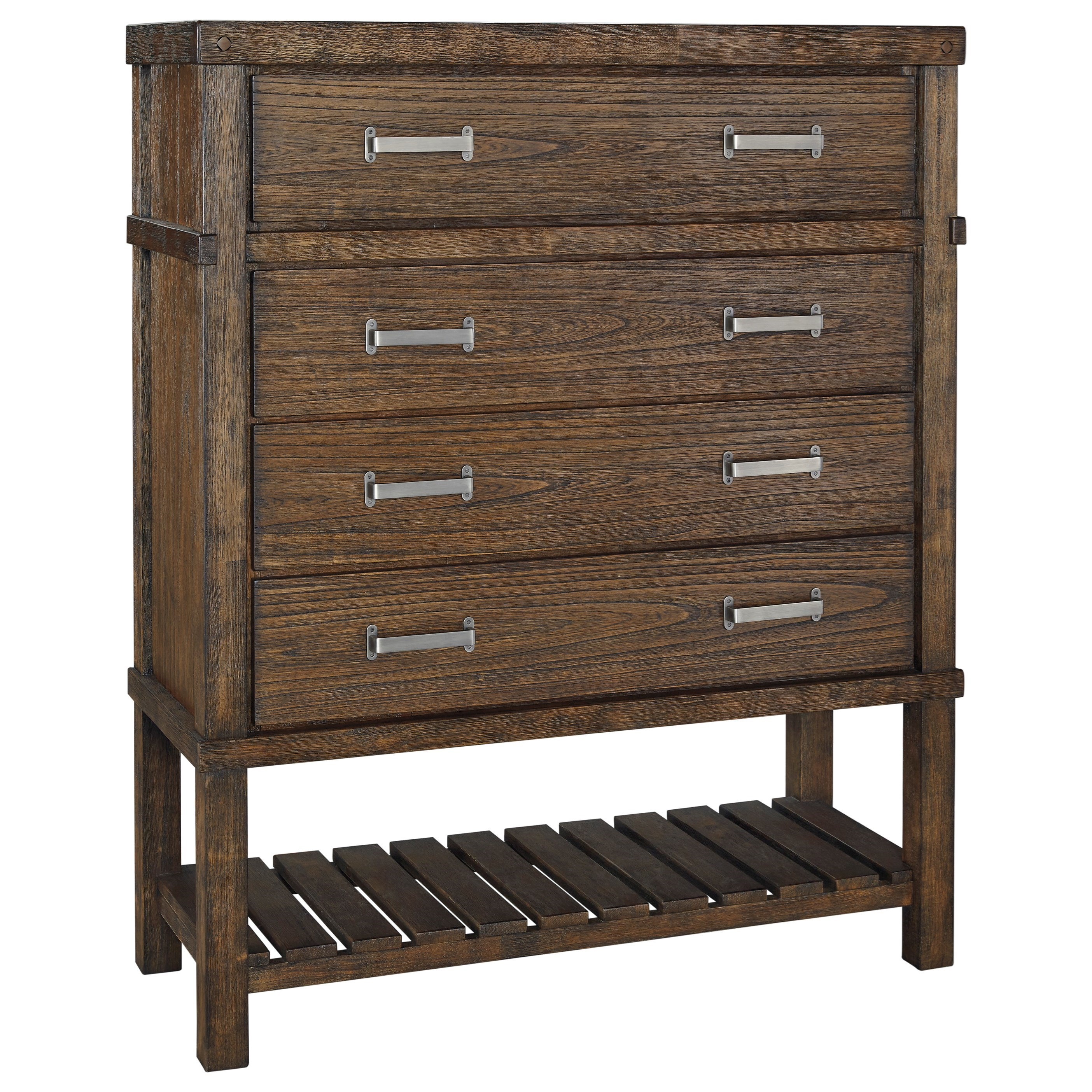 Signature Design by Ashley Leystone Chest of Drawers - Item Number: B614-46