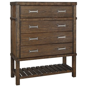 Signature Design by Ashley Leystone Chest of Drawers