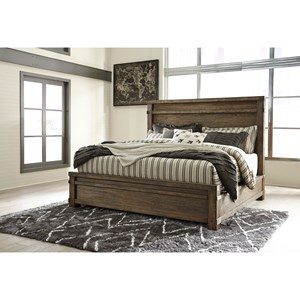Signature Design by Ashley Leystone Queen Bed
