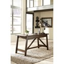Signature Design by Ashley Baldridge Contemporary Office Desk with Two Drawers