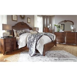 Signature Design By Ashley Balinder Queen 6 Piece Bedroom Group