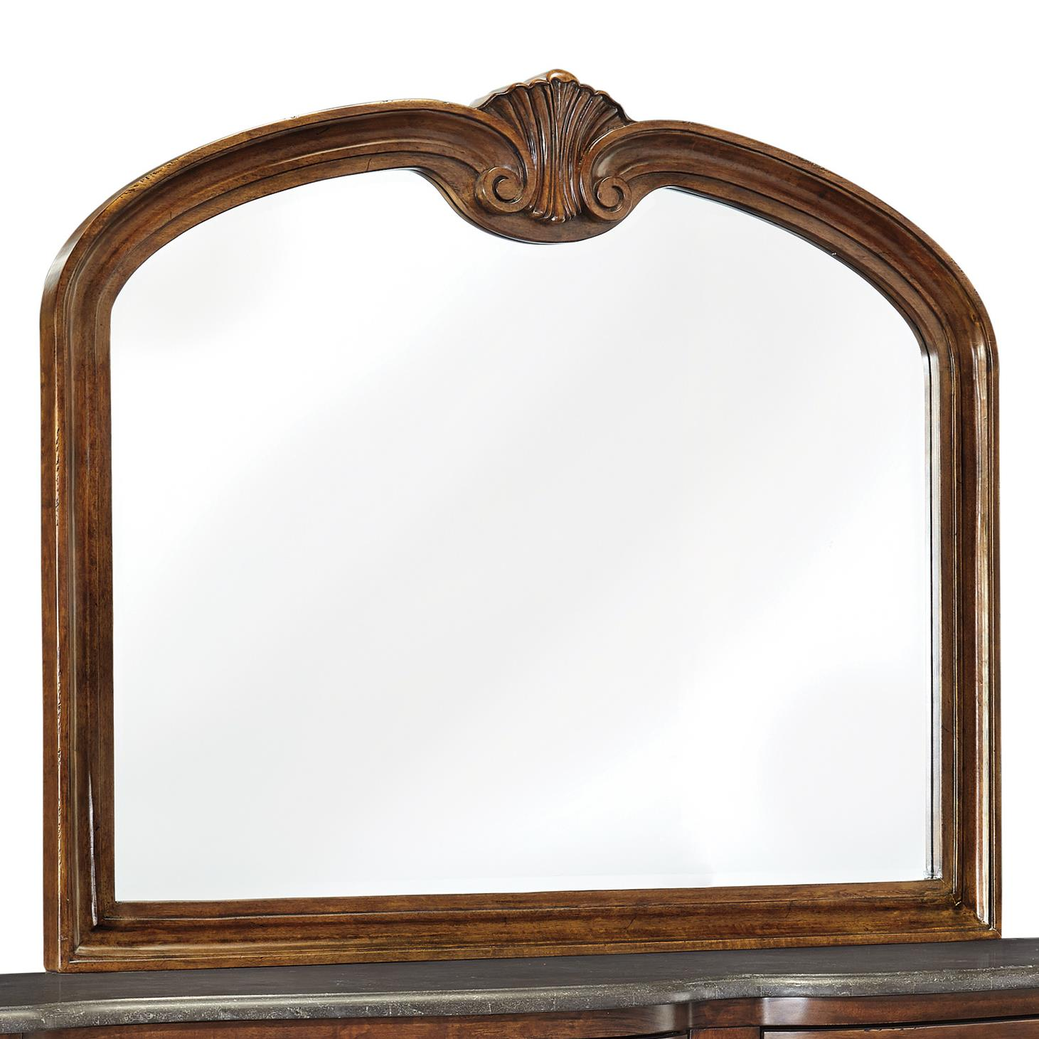 Signature Design by Ashley Balinder Bedroom Mirror - Item Number: B708-36