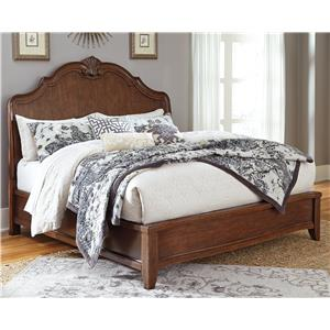 Signature Design by Ashley Balinder California King Sleigh Bed