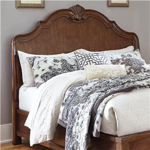 Signature Design by Ashley Balinder Queen Sleigh Headboard