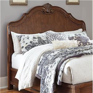 Signature Design by Ashley Balinder King/Cal King Sleigh Headboard