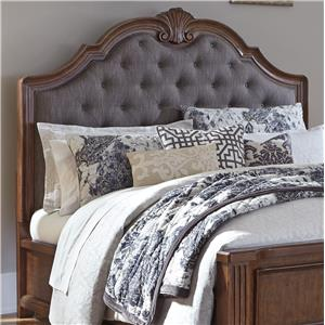 Signature Design by Ashley Balinder King/Cal King Upholstered Panel Headboard