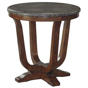 Signature Design by Ashley Balinder Round End Table