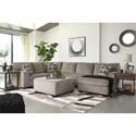 Signature Design Ballinasloe Stationary Living Room Group - Item Number: 80702 Living Room Group 2