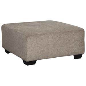 Signature Design by Ashley Ballinasloe Oversized Accent Ottoman