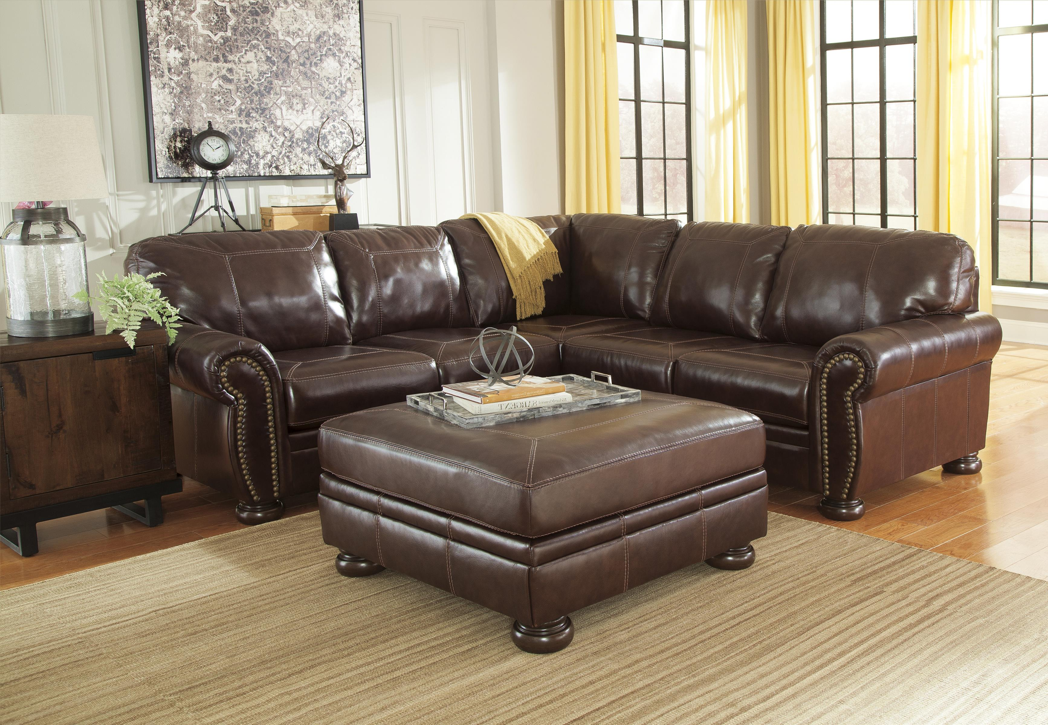 Signature Design by Ashley Banner Stationary Living Room Group - Item Number: 50404 Living Room Group 4