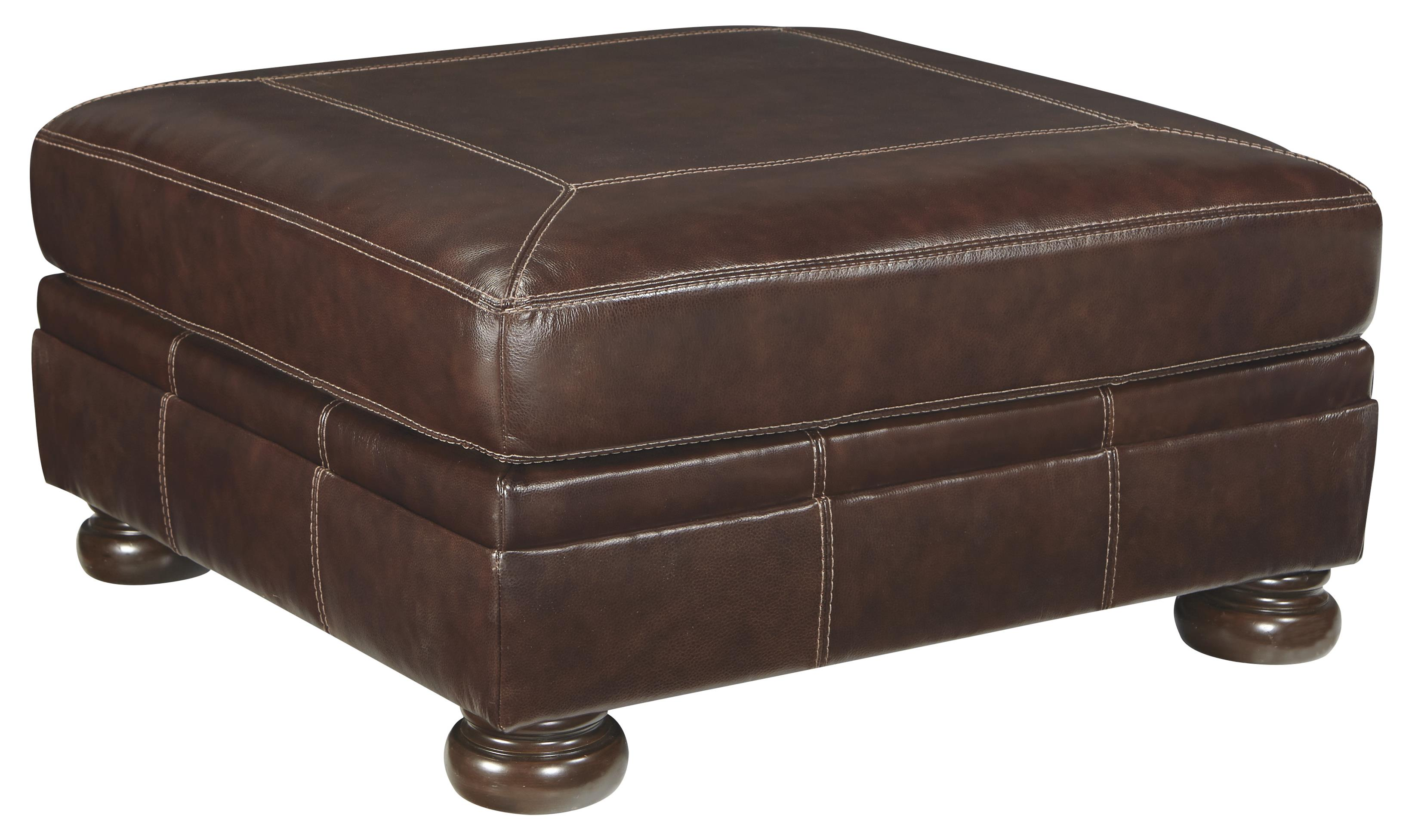 Signature Design by Ashley Banner Oversized Accent Ottoman - Item Number: 5040408