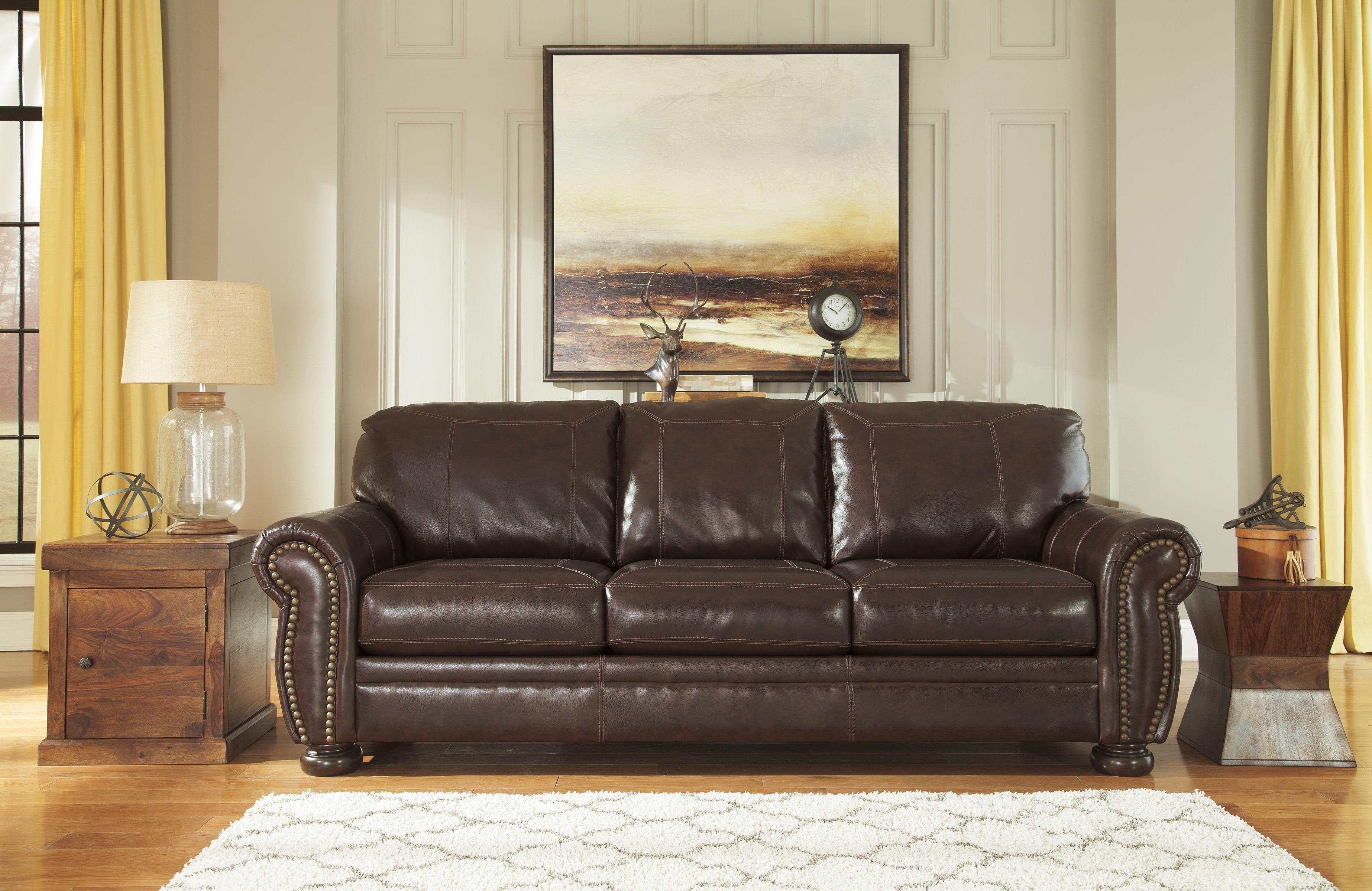 Astounding Signature 108 Leather Sofa 2Pc Raf Sofa Leather Sectional Alphanode Cool Chair Designs And Ideas Alphanodeonline