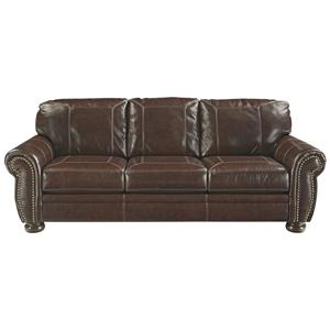 Signature Design by Ashley Banner Queen Sofa Sleeper