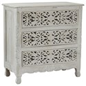 Signature Design by Ashley Bantori Three Drawer Chest - Item Number: B805-193