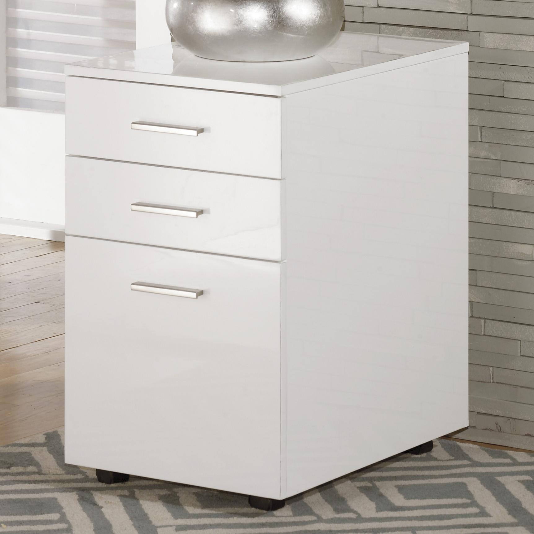 Signature Design by Ashley Baraga File Cabinet - Item Number: H410-12