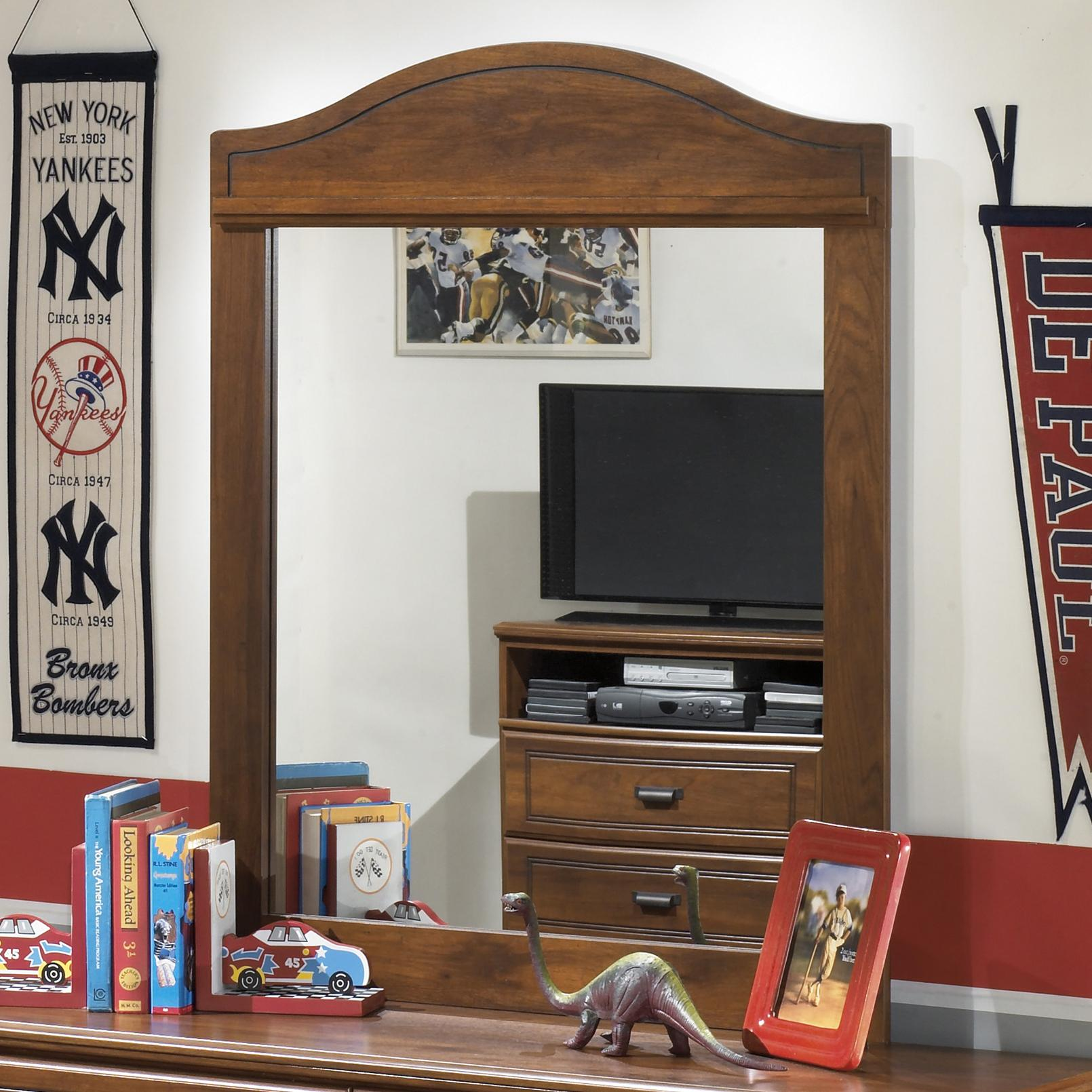 Signature Design by Ashley Barchan Bedroom Mirror - Item Number: B228-26