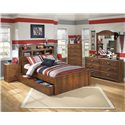 Signature Design by Ashley Barchan Dresser & Bedroom Mirror
