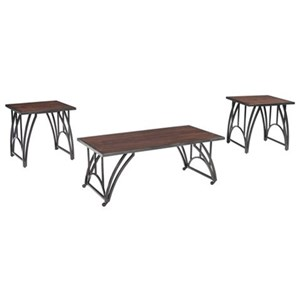 Benchcraft Barnallow Occasional Table Set