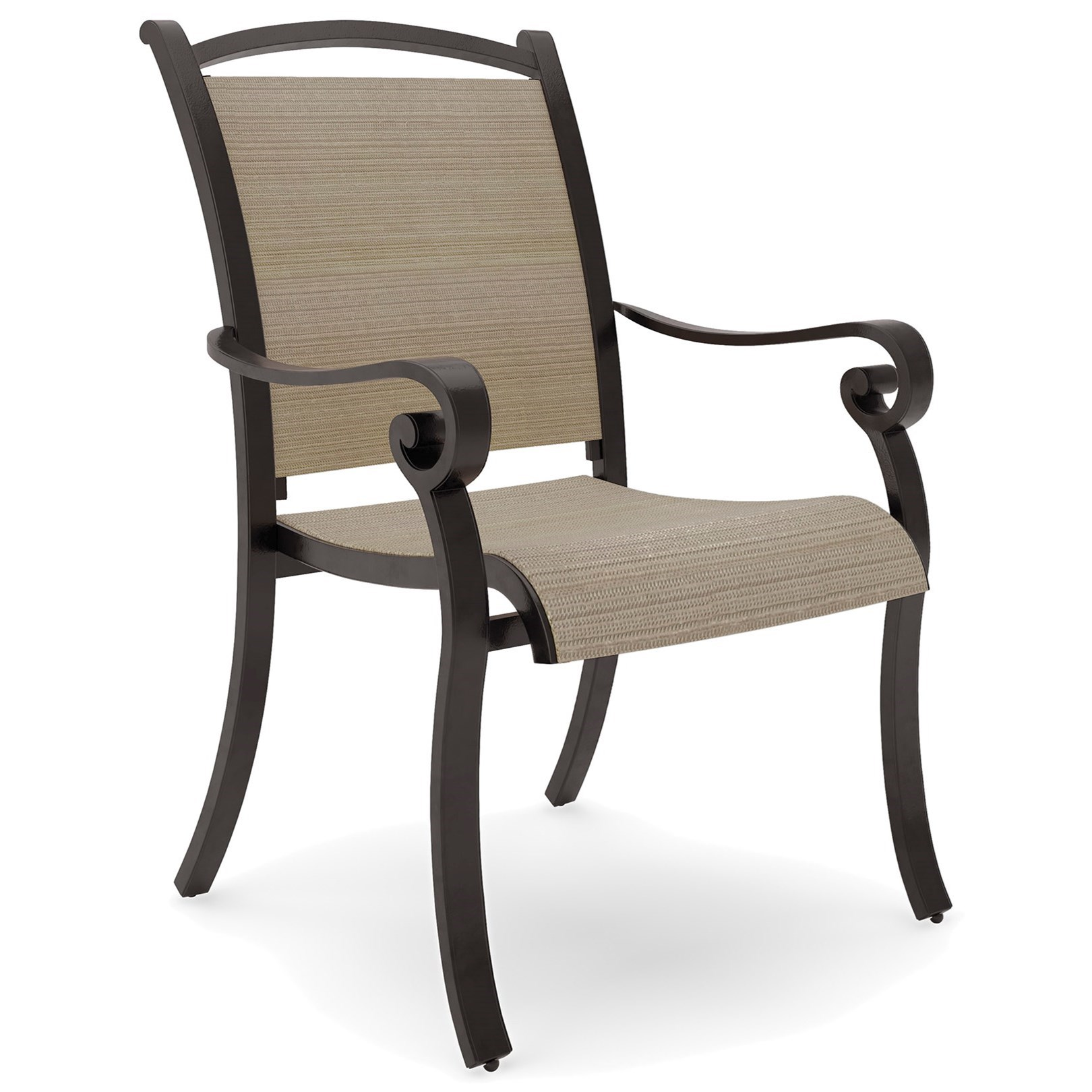Set of 4 Sling Chairs