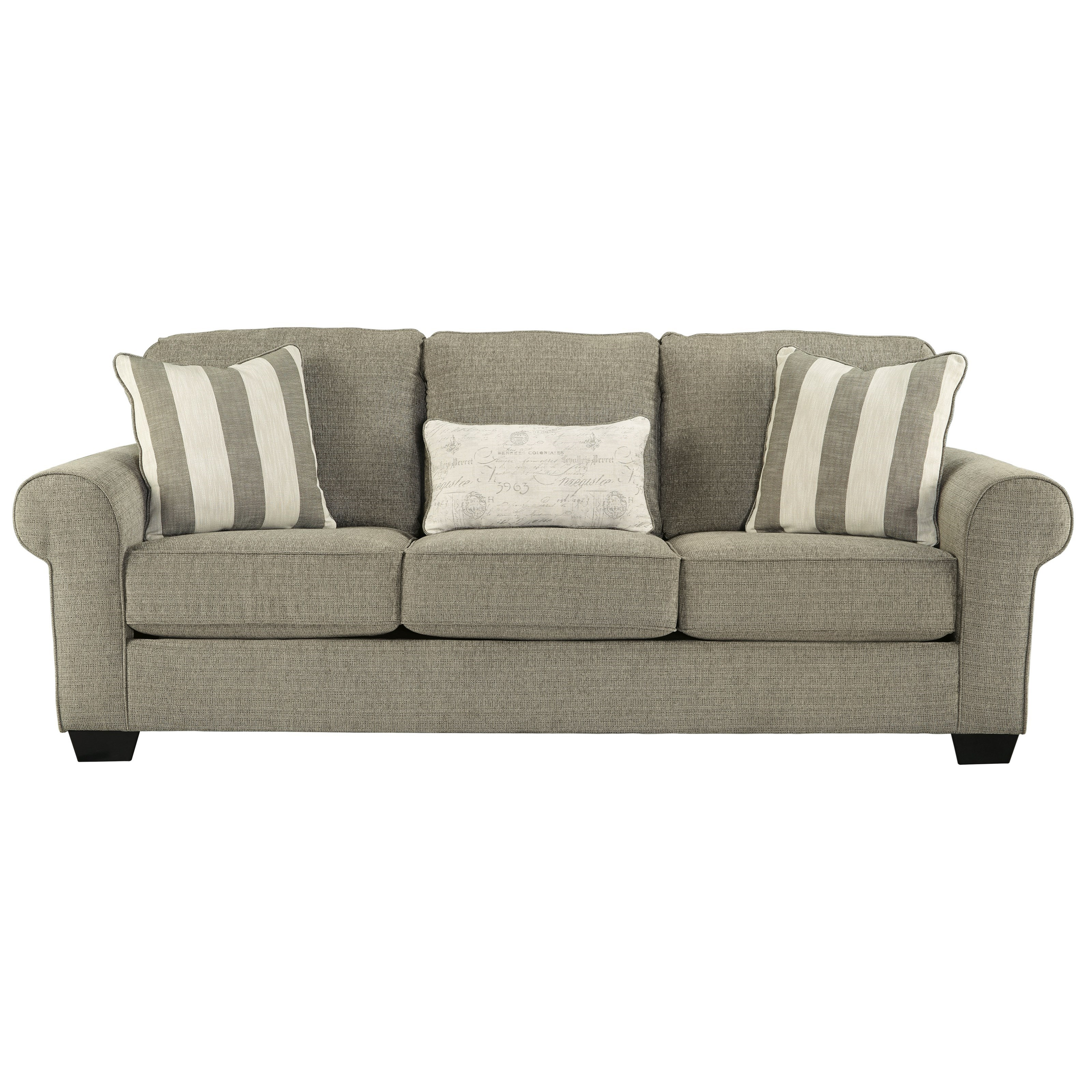 Signature Design By Ashley Baveria Queen Sofa Sleeper With