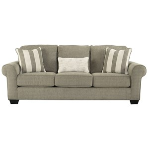 Signature Design by Ashley Baveria Queen Sofa Sleeper