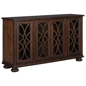 Signature Design by Ashley Baxenburg Dining Room Server