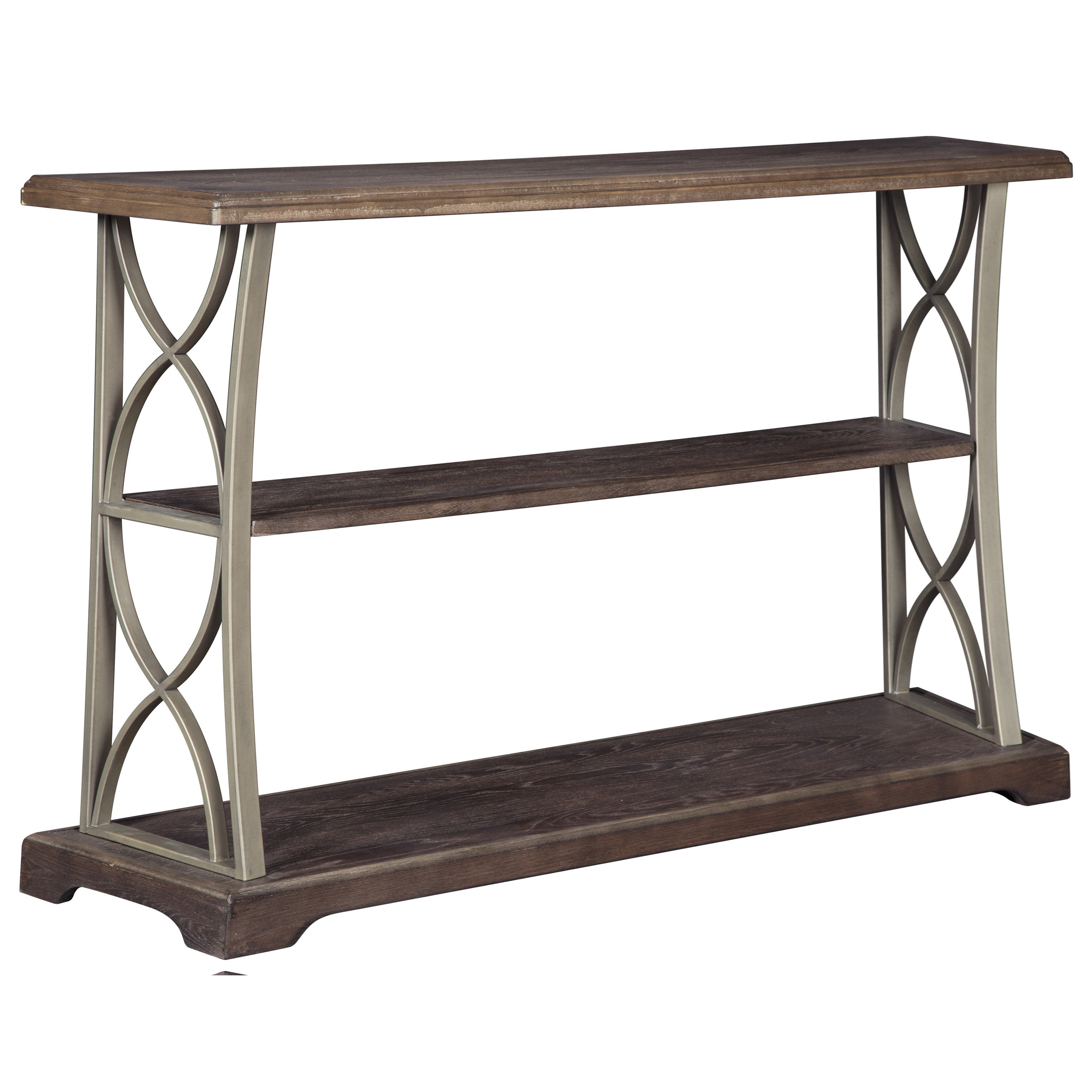 Signature Design by Ashley Baymore Sofa Table - Item Number: T634-4