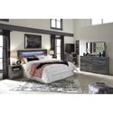 Signature Design by Ashley Baystorm King Bedroom Group - Item Number: B221 K Bedroom Group 2