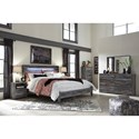 Signature Design by Ashley Baystorm King Bedroom Group - Item Number: B221 K Bedroom Group 3