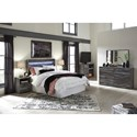 Signature Design by Ashley Baystorm Queen Bedroom Group - Item Number: B221 Q Bedroom Group 2